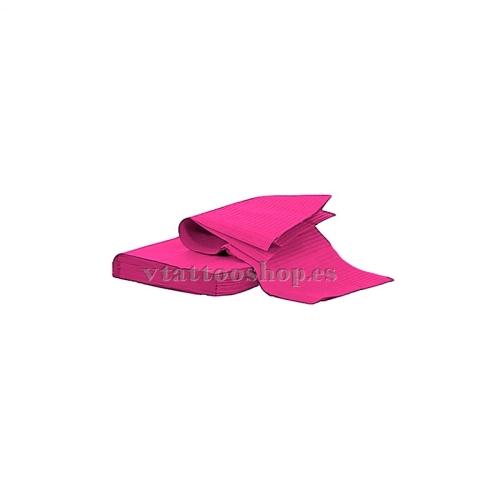 NON-STERILE FIELDS PINK 33x45 cm. 10 pcs.