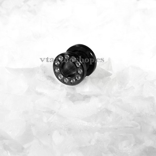 DILATADOR ACERO ROSCA BRILLANTES 8 mm