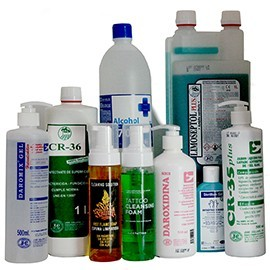 SOAP / DETERGENTS / DISINFECTANTS