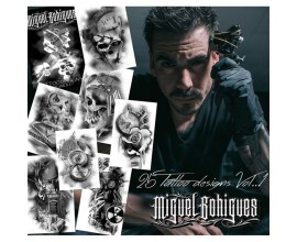 MIGUEL BOHIGUES TATTOO DESIGNS VOL1